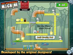 The Incredible Machine for iPad on the iTunes App Store