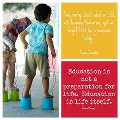 early childhood education quotations