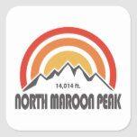 North Maroon Peak Square Sticker   hiking camping, hiking theme, hiking day #hikinginthemountains #hikinginindonesia #hikinginireland Hiking Gifts, Hiking Gear, Hiking Backpack, Hiking Food, Hiking Trails, Hiking Training, Baby Hiking, Oregon Hiking, Kids Hiking