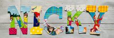 Letter Set, Letter Wall, Laminate Wall, Painting Wooden Letters, Alphabet Wall, Book Letters, Classroom Walls, Birthday Numbers, Cat Birthday