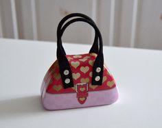 Dosen - Handtaschen Dose - ein Designerstück von www.geschenke-tee-keramik.de
