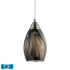 Shop ELK Lighting  31133/1 Formations LED Mini Pendant at ATG Stores. Browse our mini pendant lights, all with free shipping and best price guaranteed.