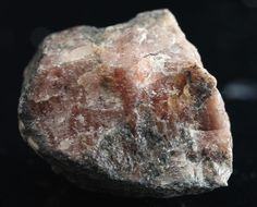 Triplite is a rare fluoro-hydroxide phosphate mineral that forms in phosphate rich granite pegmatite's.