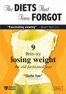 'The Diets That Time Forgot' ~ 2010 I watched the series via Acorn TV (a must if you love British).  Loved this little series, it's 'foundation'...lots to learn including that today's diets are nothing new.  British reality TV so much classier than American.   (catch The Edwardian Country House too!)