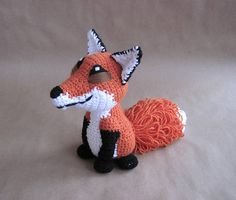 Ravelry: Red Fox pattern by Christine Lucas