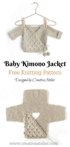 Knit Baby Kimono Jacket Legging Set Free Knitting Patterns Knitted Baby Blankets for Beginners, Baby Sleeping Bags, Baby Knitting Patterns, Free Baby Blanket Pattern, Baby Swaddle Sleeping Bags Knitting Patterns Free, Knit Patterns, Free Knitting, Free Crochet, Free Pattern, Knitting Sweaters, Jacket Pattern, Pattern Ideas, Knitting Ideas