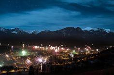 Zakopane New Year/ Закопане встреча Нового Года