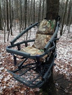 Introducing The Ultimate in Climbing Treestand, WarBird™ By HAWK™