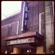Glasgow Film Theatre , Glasgow, Glasgow City http://www.shortlist.com/entertainment/films/coolest-cinemas-in-the-uk