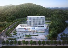 Gyeongbuk Regional Government Complex – NORTHPOINT