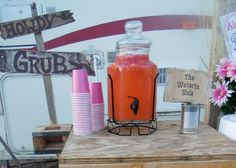Western/Country Cowgirl Birthday Party Ideas | Photo 10 of 19 | Catch My Party