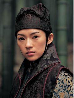 FACE / Chinese actress Zhang Ziyi
