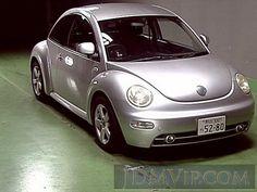 2001 VOLKSWAGEN VW NEW BEETLE  9CAQY - http://jdmvip.com/jdmcars/2001_VOLKSWAGEN_VW_NEW_BEETLE__9CAQY-saOvzOG9i2yVh-4023
