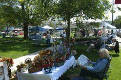 Hamilton, NY Farmers Market - Photo courtesy of John Hubbard
