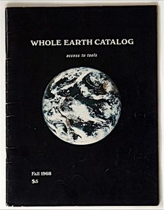 Billedresultat for whole earth catalog fall 1968