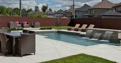 Outdoor Living, Outdoor Decor, Natural Stones, Pools, Terrace, Patio, Nature, Home Decor, Balcony