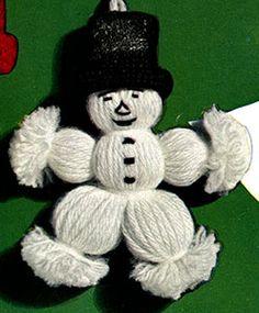 Link to download vintage yarn Jack Frost Pattern