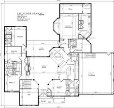 Country House Plan 58532   Country houses and House