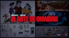 Desarrollo visual: El Arte de Onward ❤️ Diseño de Personajes y Concept Art Disney Pixar, Concept Art, Character Design, Comic Books, Comics, Movie Posters, Inspiration, Visual Development, Two Sisters