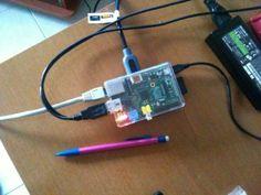 Entando running on #RaspberryPi