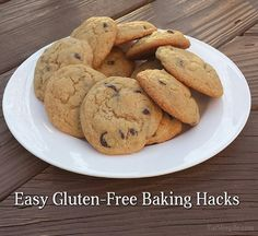 Delicious gluten-free baking is not as difficult as you might think. Here are 7 of my favorite easy, gluten-free baking hacks.