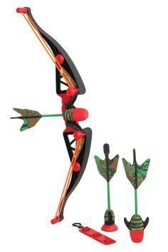 Air Hunterz Z Curve Bow and Arrow