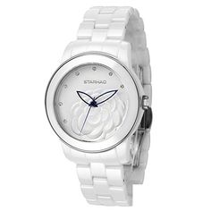 Ceramic diamond fashion tideMs quartz watch waterproofB >>> You can find out more details at the link of the image. (Note:Amazon affiliate link)