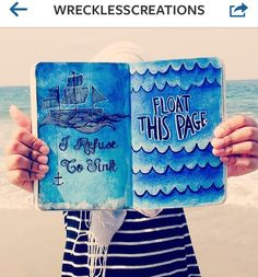 Wreck this journal                                                                                                                                                                                 Más