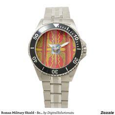 Roman Military Shield - Scutum Watches