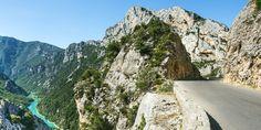 Roadtrip Kloof van Verdon Frankrijk met TomTom