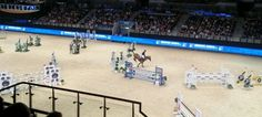 Jan 2-Liverpool International Horse Show with Abbie