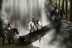 Rite of Fortitude - Diablo, Ylva, Catwalk by Opium5 on DeviantArt