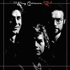"#131. ""Red""  ***  King Crimson  (1974)"