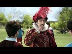 """▶ Comercial de Snicker - Mario Dramatico Español (Futbol) - """"Por que me quitais..."""" - YouTube """"tener hambre"""""""