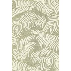 Found It At Wayfair Tropez Sage Ivory Tropical Inspired Indoor Outdoor Rug