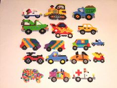 Transport perler beads by Quin G. - Perler® | Gallery