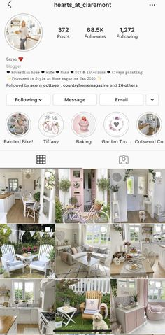 Instagram Accounts To Follow, Table Decorations, Home Decor, Decoration Home, Room Decor, Interior Design, Home Interiors, Interior Decorating