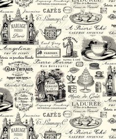 French labels,