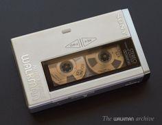 SONY Walkman WM-7 Vender 01