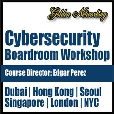 CEO's get clued up about #Cybersecurity at the Cybersecurity Boardroom Workshop #NYC