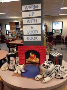 January library display