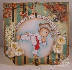 Sassy Designs By Susie At Die cut Dreams