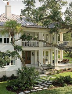 Dream Home Design, My Dream Home, House Design, Cute House, Dream House Exterior, House Goals, Dream Rooms, Home Deco, Exterior Design