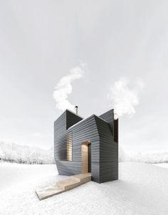 Matter Design's Spruce sauna