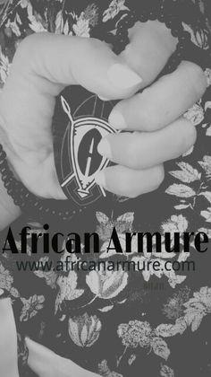 #Pendentif #AfricanArmure