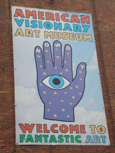 American Visionary Art Museum in Baltimore Maryland. LOVE it