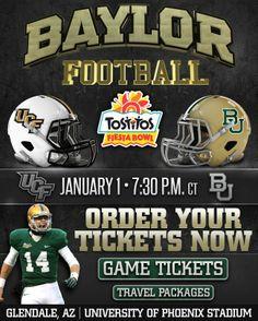 2014 Fiesta Bowl tickets are on sale now! #SicEm #BaylorFiesta