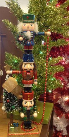 The nutcrackers decoration