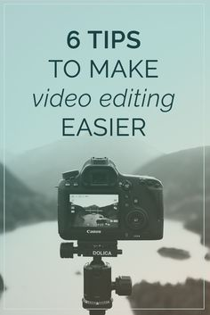 Video editing doesn't have to be expensive or require expertise. We've personally created hundred of high quality videos on a startup budget. Here our are hacks to make video editing easier.