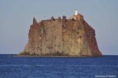 Strombolicchio Isole Eolie Sicilia